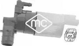 Metalcaucho 02072 - Водяной насос, система очистки окон car-mod.com