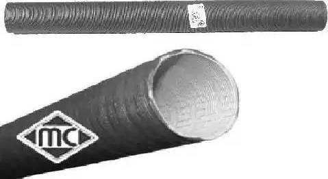 Metalcaucho 02201 - Шланг, система подачи воздуха autodnr.net