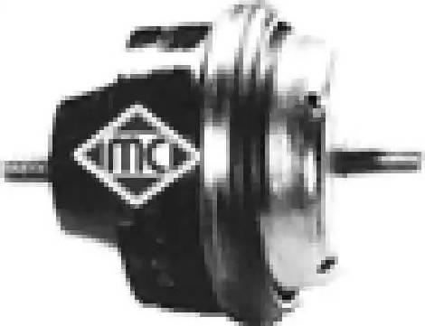 Metalcaucho 02309 - Подушка, опора, подвеска двигателя car-mod.com