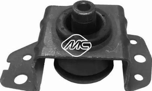 Metalcaucho 02343 - Подвеска, двигатель autodnr.net