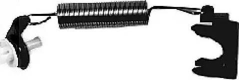 Metalcaucho 02372 - Ремкомплект, важіль перемикання autocars.com.ua