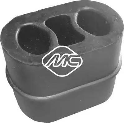 Metalcaucho 02428 - Монтажный комплект, система выпуска car-mod.com