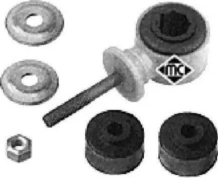 Metalcaucho 02628 - Тяга / стойка, стабилизатор car-mod.com