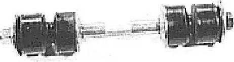 Metalcaucho 02651 - Bukse, Stabilizators car-mod.com
