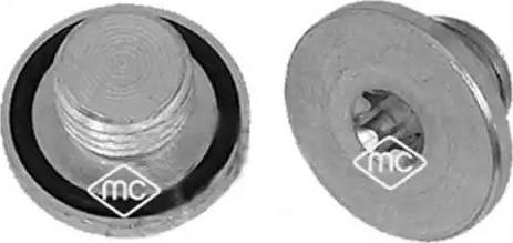 Metalcaucho 02667 - Резьбовая пробка, масляный поддон car-mod.com