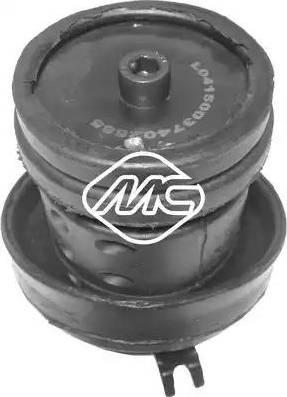 Metalcaucho 02685 - Подушка, подвеска двигателя car-mod.com