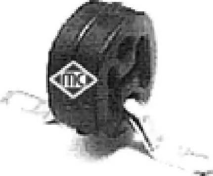 Metalcaucho 02735 - Кронштейн, система выпуска ОГ autodnr.net