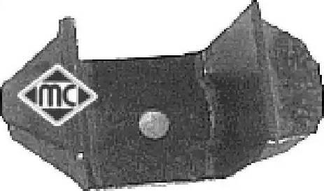 Metalcaucho 02884 - Подвеска, двигатель autodnr.net