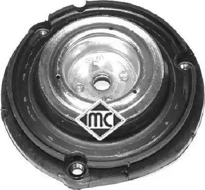 Metalcaucho 02930 - Опора стойки амортизатора autodnr.net