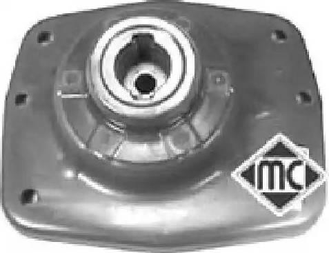 Metalcaucho 02946 - Опора стійки амортизатора, подушка autocars.com.ua