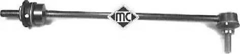 Metalcaucho 02968 - Тяга / стойка, стабилизатор car-mod.com