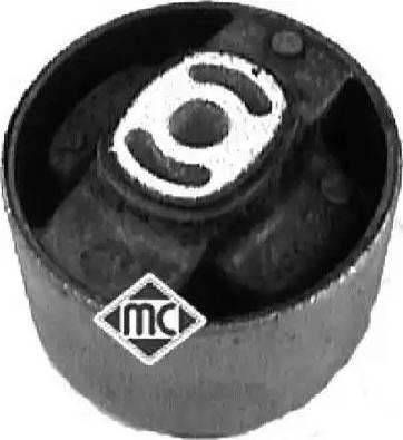 Metalcaucho 02980 - Подвеска, двигатель autodnr.net