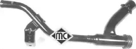 Metalcaucho 03193 - Трубка охлаждающей жидкости autodnr.net