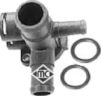Metalcaucho 03505 - Фланец охлаждающей жидкости car-mod.com