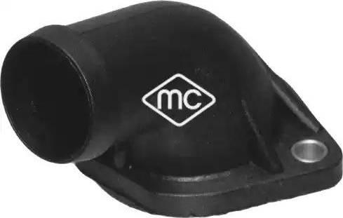 Metalcaucho 03528 - Фланец охлаждающей жидкости car-mod.com