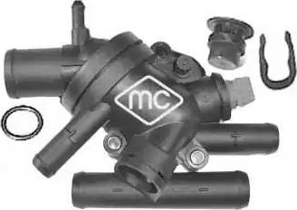 Metalcaucho 03569 - Корпус термостата autodnr.net