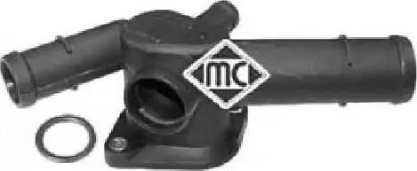 Metalcaucho 03598 - Фланец охлаждающей жидкости car-mod.com