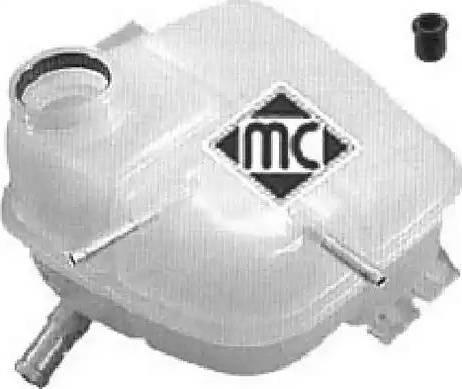Metalcaucho 03629 - Компенсационный бак, охлаждающая жидкость autodnr.net