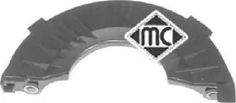 Metalcaucho 03681 - Кожух, зубчатый ремень autodnr.net