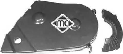 Metalcaucho 03715 - Кожух, зубчатый ремень autodnr.net