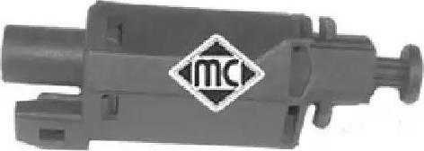 Metalcaucho 03739 - Выключатель фонаря сигнала торможения autodnr.net