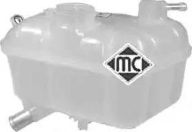 Metalcaucho 03847 - Компенсационный бак, охлаждающая жидкость autodnr.net