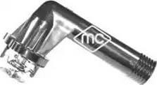 Metalcaucho 03901 - Термостат, охлаждающая жидкость autodnr.net