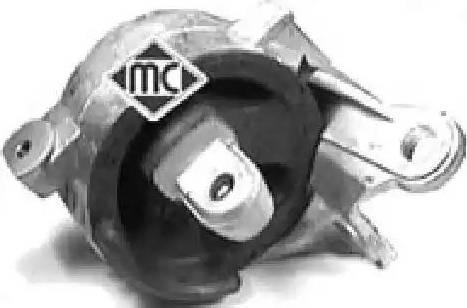 Metalcaucho 04001 - Подвеска, двигатель autodnr.net