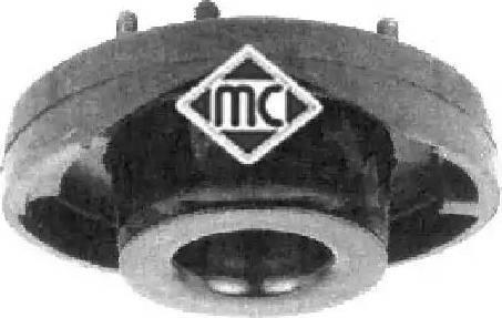 Metalcaucho 04030 - Опора стойки амортизатора, подушка car-mod.com