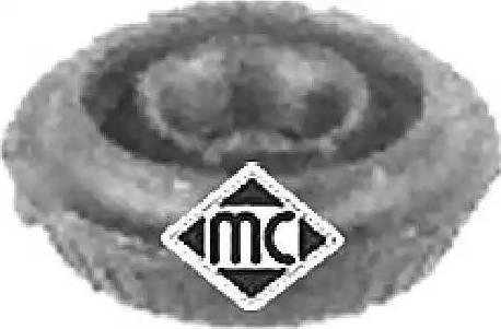 Metalcaucho 04032 - Опора стойки амортизатора autodnr.net
