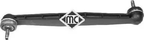 Metalcaucho 04053 - Тяга / стойка, стабилизатор car-mod.com