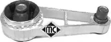 Metalcaucho 04071 - Подушка, підвіска двигуна autocars.com.ua