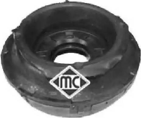 Metalcaucho 04110 - Опора стойки амортизатора autodnr.net