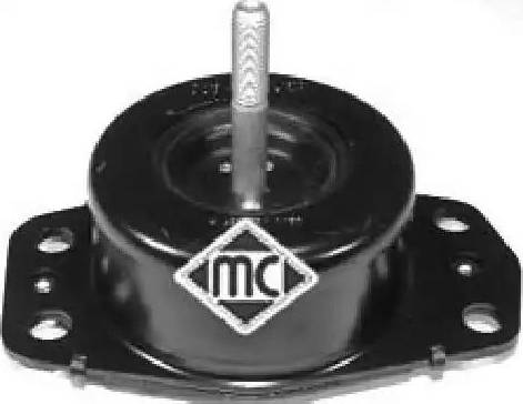 Metalcaucho 04117 - Подушка, підвіска двигуна autocars.com.ua