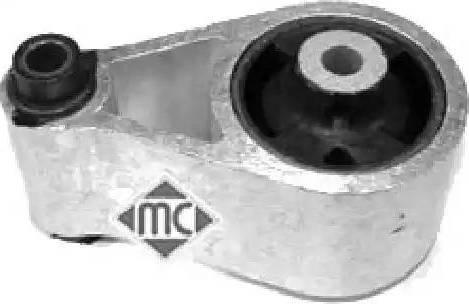 Metalcaucho 04118 - Подушка, підвіска двигуна autocars.com.ua