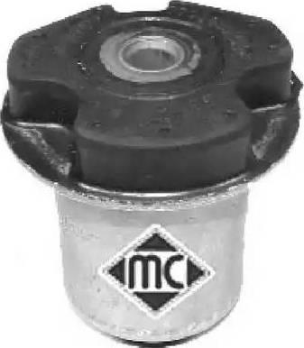 Metalcaucho 04156 - Втулка, балка моста car-mod.com