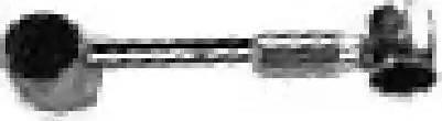 Metalcaucho 04159 - Ремкомплект, важіль перемикання autocars.com.ua