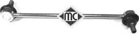 Metalcaucho 04160 - Тяга / стойка, стабилизатор autodnr.net