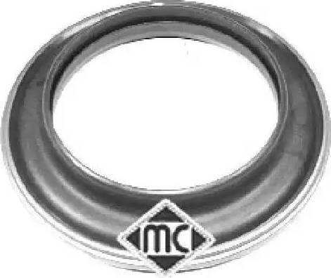 Metalcaucho 04181 - Подшипник качения, опора стойки амортизатора car-mod.com