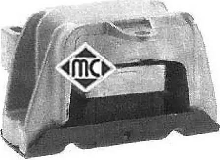 Metalcaucho 04187 - Подвеска, двигатель autodnr.net