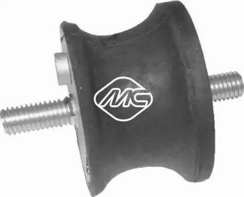 Metalcaucho 04192 - Подвеска, ступенчатая коробка передач autodnr.net