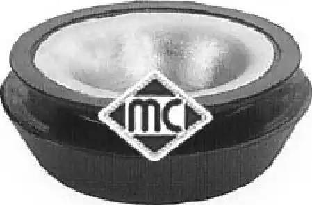 Metalcaucho 04214 - Опора стойки амортизатора autodnr.net