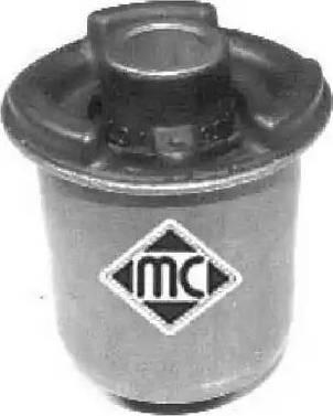Metalcaucho 04219 - Подвеска, рычаг независимой подвески колеса autodnr.net