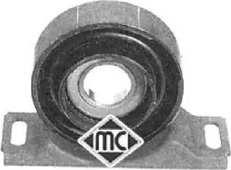 Metalcaucho 04225 - Центральная опора подшипника карданного вала car-mod.com
