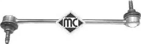 Metalcaucho 04241 - Тяга / стойка, стабилизатор autodnr.net