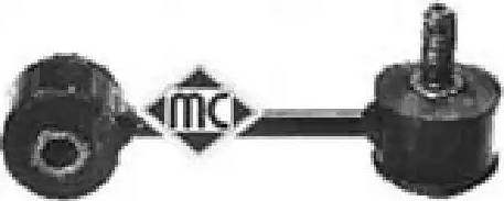 Metalcaucho 04249 - Тяга / стойка, стабилизатор car-mod.com