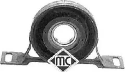 Metalcaucho 04251 - Центральная опора подшипника карданного вала car-mod.com