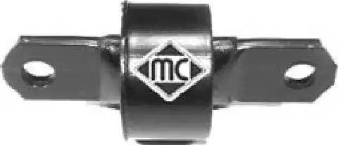 Metalcaucho 04256 - Втулка, балка моста autodnr.net