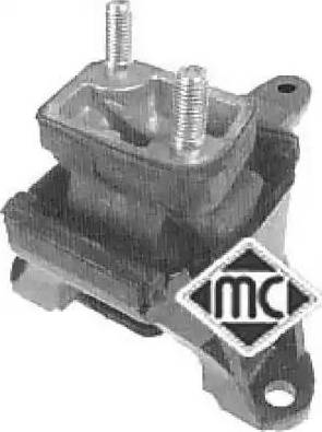Metalcaucho 04293 - Подвеска, двигатель autodnr.net