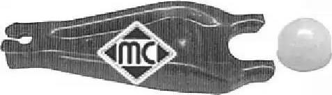 Metalcaucho 04297 - Возвратная вилка, система сцепления car-mod.com